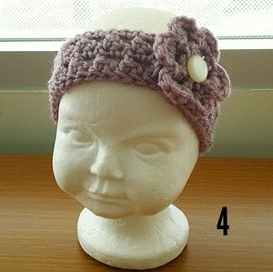 Other - 4 Choices: Baby Headbands